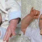 A couple of reborns: David and Aidan