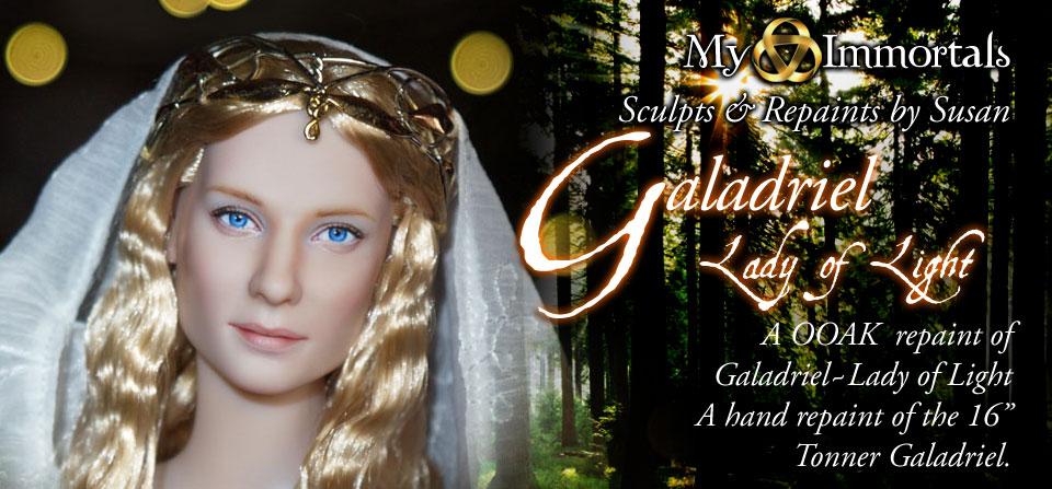 Galadriel Lady of Light
