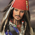 Captain Jack Sparrow - On Stranger Tides