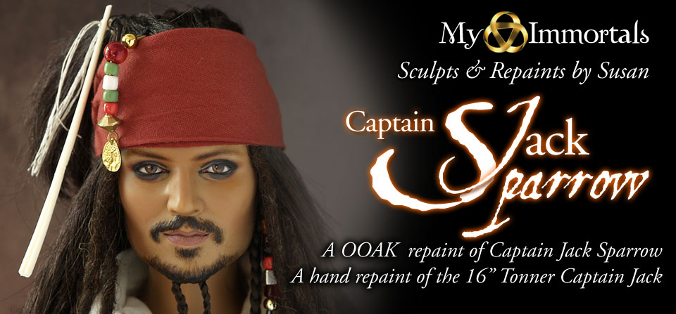 Captain Jack Sparrow - POTC