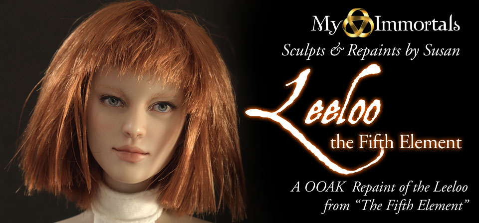 Leeloo the Fifth Element