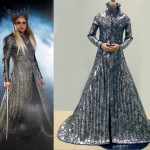 New Thranduil gown