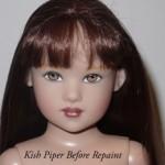 Kish Piper before repaint