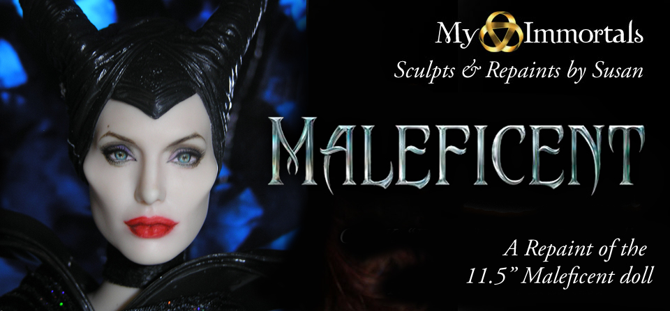 Maleficent – Dark Beauty