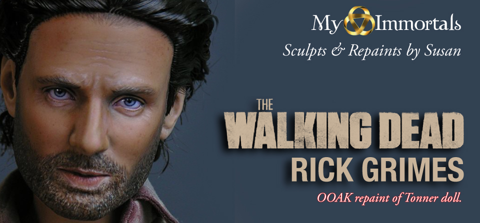 Rick Grimes – The Walking Dead
