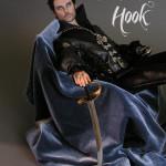 Captain Hook OUaT Tonner repaint