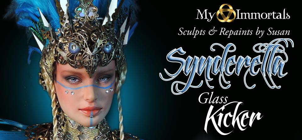 Synderella- Glass Kicker